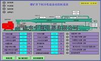 煤矿制冷集控系统电控柜,矿用隔爆兼本安型可编程控制箱用于制冷系统-山东中煤电器