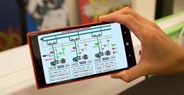 矿用自动排水装置自动排水系统手机APP软件